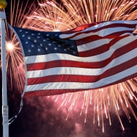 American Patriotism Abroad; Happy 4th of July!