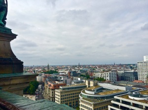 On Top of the Berliner Dom