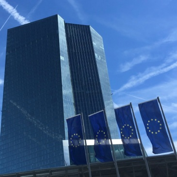 european-central-bank-eu-flags