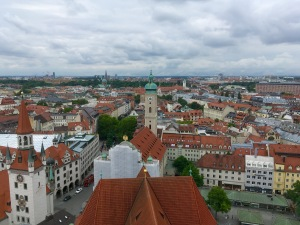 Munich from St. Peter's Church