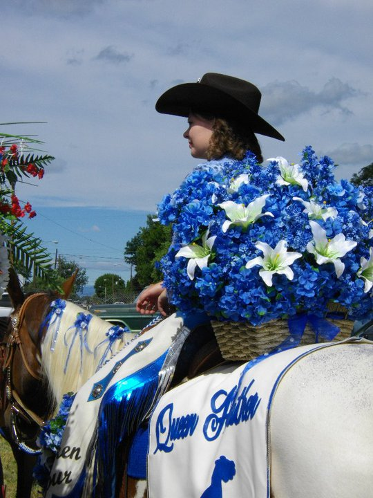Rodeo Queen Flowers