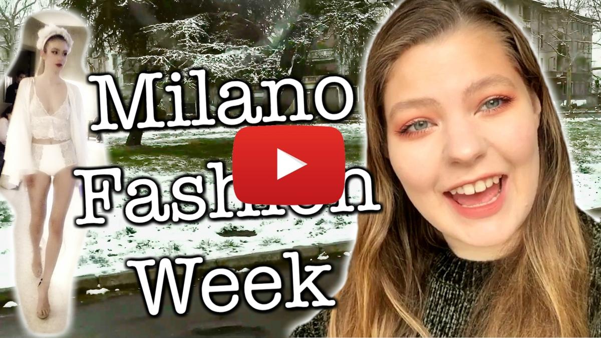 A Week in my Life | Milan Fashion Week Edition