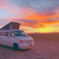 Vanlife & Planning: the one thing I hadn't anticipated